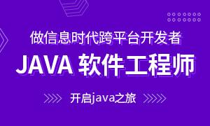 java軟件工程師