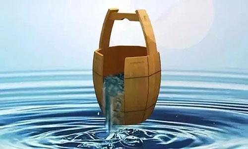 短板效应,木桶