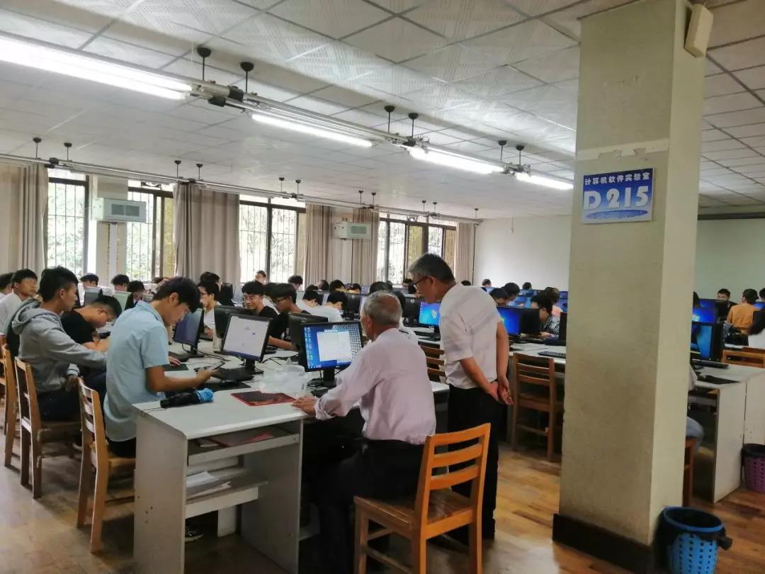 华信智原与西南林业大学校企合作实训项目正式启动!
